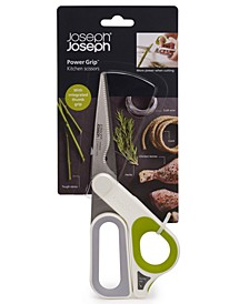 Power Grip Kitchen Scissors