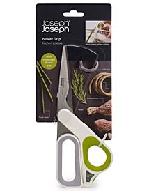 Power Grip Kitchen Scissors