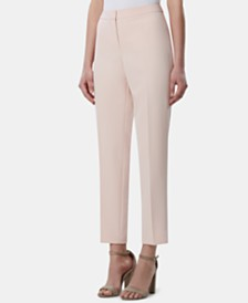 Tahari ASL Simple Scuba Pants