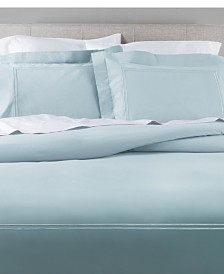 King Soft Washed Percale Duvet Sets
