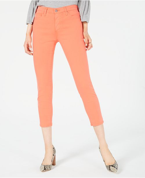 2dc33766874 ... AG Jeans AG Adriano Goldschmied Prima Cropped Skinny Jeans ...