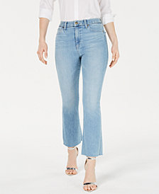Joe's Jeans Cropped Bootcut Jeans