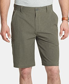 G.H. Bass & Co. Men's Bluewater Performance Stretch Moisture-Wicking Sharkskin Shorts