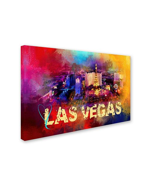 Trademark Global Jai Johnson 'Sending Love To Las Vegas