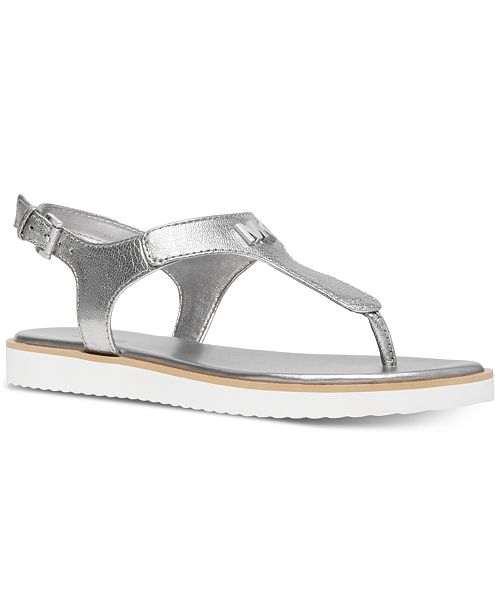 Michael Kors Brady Thong Sandals