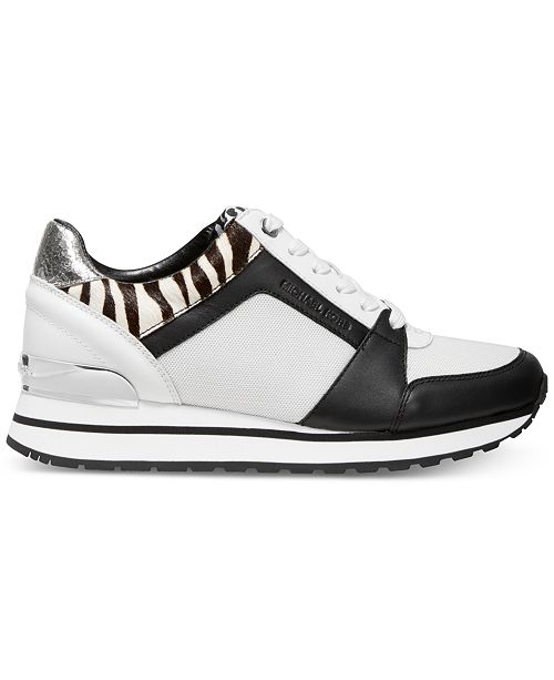 4ad0f094656 Michael Kors Billie Trainer Sneakers & Reviews - Athletic Shoes ...
