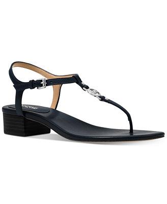 Cayla Mid Sandals by Michael Michael Kors