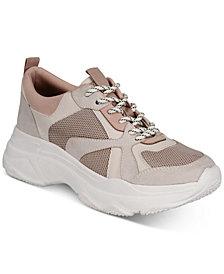 INC Women's Glenda Chunky Sneakers, Created for Macy's