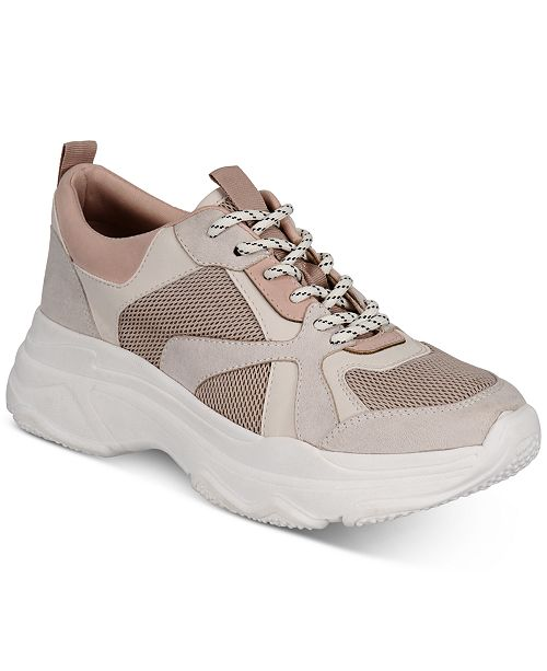 INC International Concepts I.N.C. Women's Glenda Chunky Sneakers, Created for Macy's
