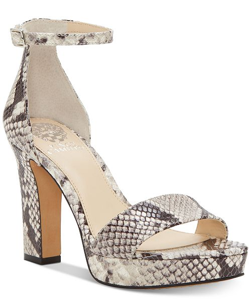 Vince Camuto Sathina Dress Sandals