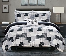 Utopia 4 Piece Duvet Cover Sets