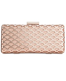 I.N.C. Zelis Glitter Clutch, Created for Macy's