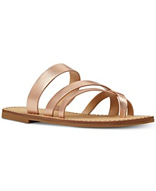 Claire Toe-Thong Sandals