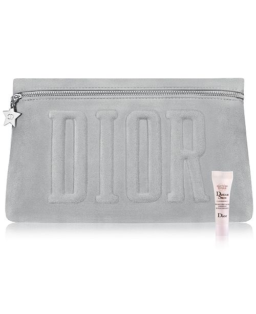 Dior Receive a Complimentary 2pc Gift with any 3 Product Dior Beauty purchase