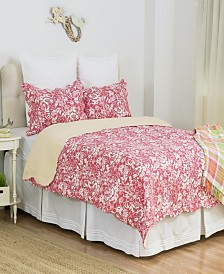 Aruba Breeze Twin Quilt Set