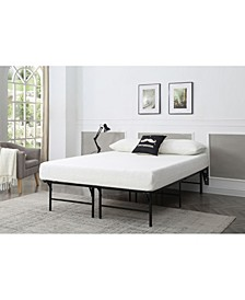 Optima Foldable Queen Platform Bed Frame