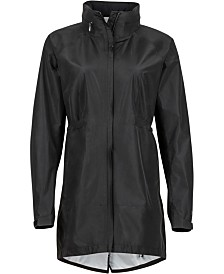 Marmot Women's  Celeste Hooded Raincoat