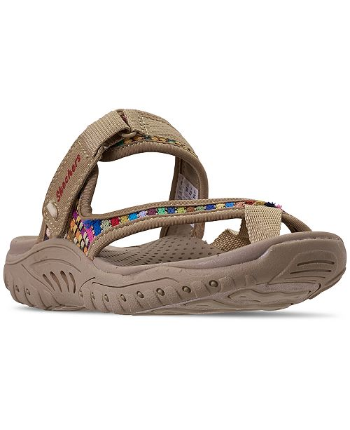 Skechers Women's Reggae - Mad Swag Athletic Sandals from Finish Line