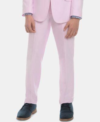 Big Boys Oxford Cotton Pants