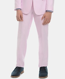 Tommy Hilfiger Big Boys Oxford Cotton Pants