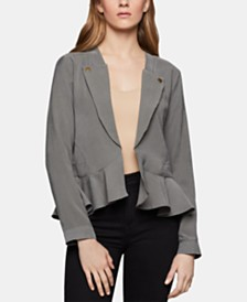 BCBGeneration Peplum Jacket