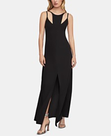 BCBGMAXAZRIA Strappy Maxi Dress