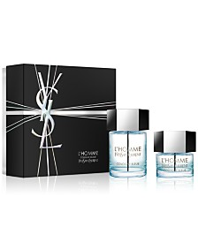 Yves Saint Laurent L'Homme Cologne Bleue Eau de Toilette 2-Pc. Gift Set