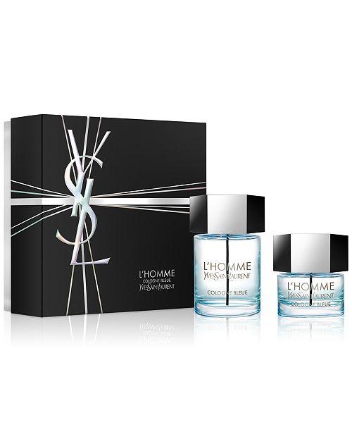 Yves Saint Laurent L'Homme Cologne Bleue Eau de Toilette 2-Pc. Gift Set