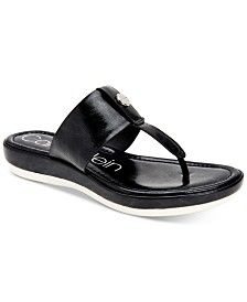 Calvin Klein Women's Kimmy Sandals