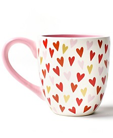 Coton Colors Heart Mug