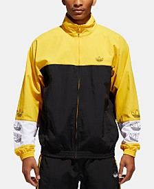 adidas Originals Men's Colorblocked Track Jacket