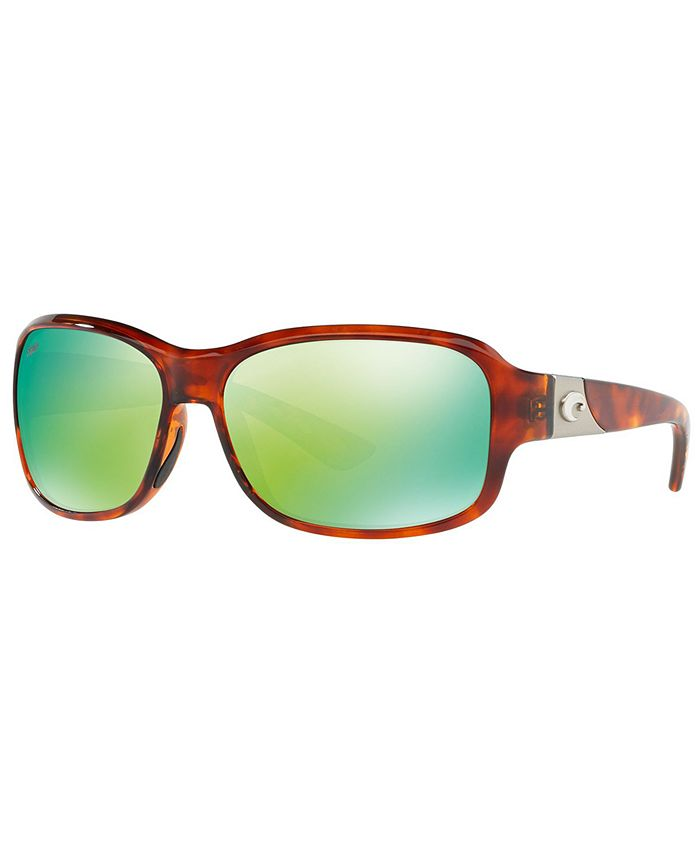 Costa Del Mar - Polarized Sunglasses, INLET 58