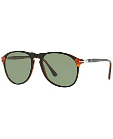 Polarized Sunglasses, PO6649SM 55