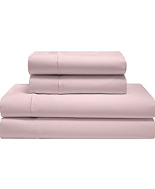 Silky Soft Long Staple Cotton Solid King Sheet Set