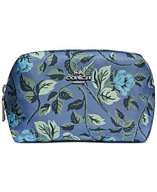 COACH Floral Small Cosmetic Case