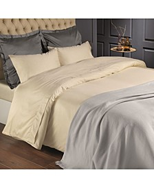 300 Tc Sheet Set Solid, Queen
