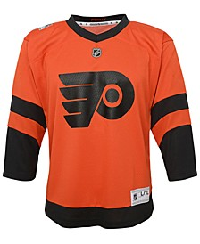 Big Boys Philadelphia Flyers Stadium Series Blank Replica Jersey