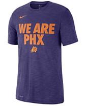 c9e028968 Nike Men s Phoenix Suns Team Essential Local Slogan Slub T-Shirt