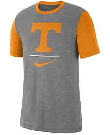Nike Men's Tennessee Volunteers Dri-FIT Slub Raglan T-Shirt