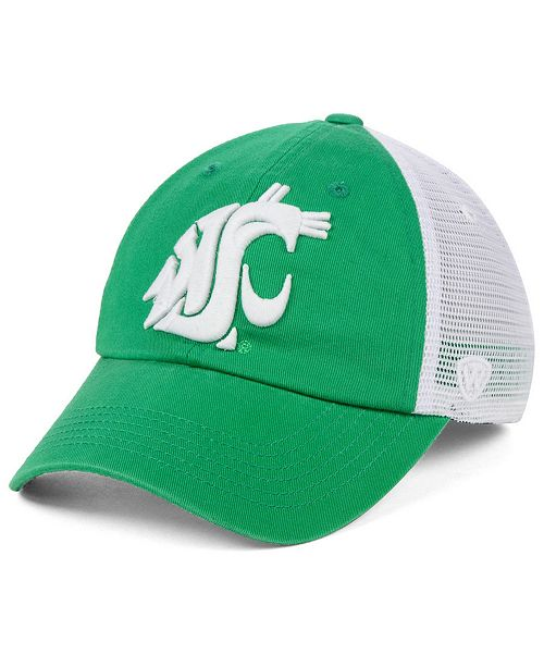 huge discount 6b700 5c1b7 ... Top of the World Washington State Cougars Snog St. Paddys Adjustable Cap  ...