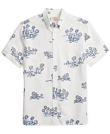 Men's Palm Tree Graphic Shirt