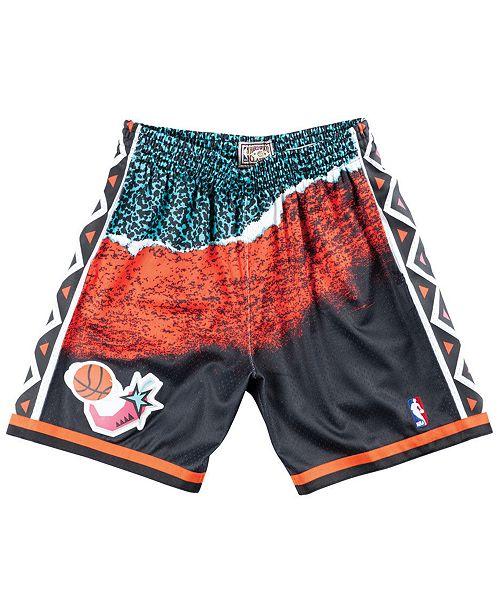 Mitchell & Ness Men's NBA All Star Fashion All Star Swingman Shorts