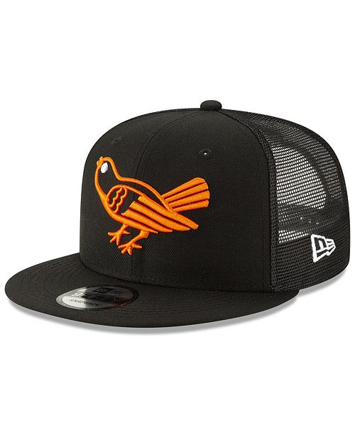 half off f9d75 65cba ... New Era Baltimore Orioles Coop All Day Mesh Back 9FIFTY Snapback Cap ...