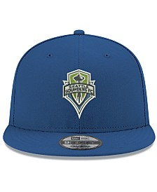 New Era Little Boys Seattle Sounders FC Core 9FIFTY Snapback Cap