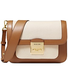 MICHAEL Michael Kors Sloan Editor Canvas Shoulder Bag