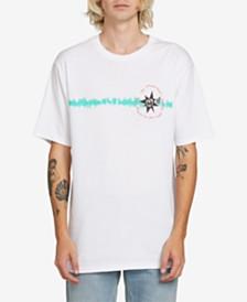 Volcom Men's Mag Sketch Logo Graphic T-Shirt