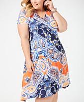 b469226fb47 John Paul Richard Plus Size Embellished A-Line Dress