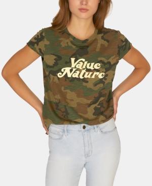 Sanctuary T-shirts VALUE NATURE T-SHIRT