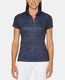 Printed Golf Polo