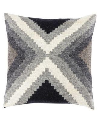 Terzan Geometric Poly Throw Pillow 20